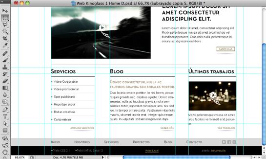 columnas en html y css