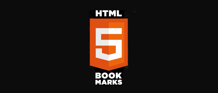 HTML5 Bookmarks